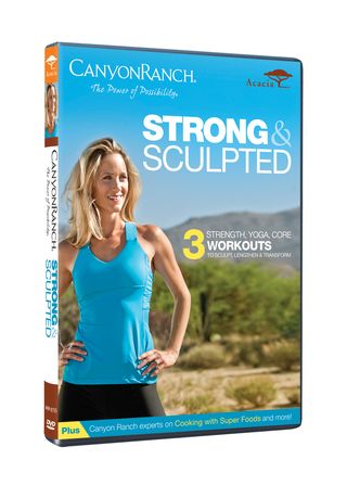 Canyon Ranch_Strong & Sculpted_product