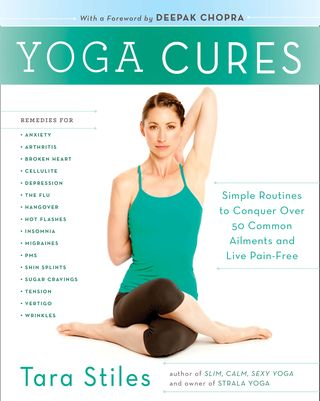 Yoga Cures - COVER