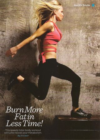 Burn More Fat in Less Time 001