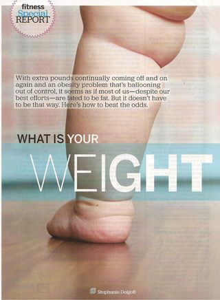 What is Your Weight 001