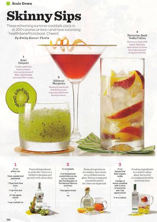 Skinny drinks 001