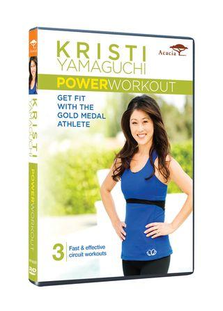 Kristi Yamaguchi_Power Workout_product