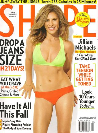 Shape Jillian Michaels Cover 001