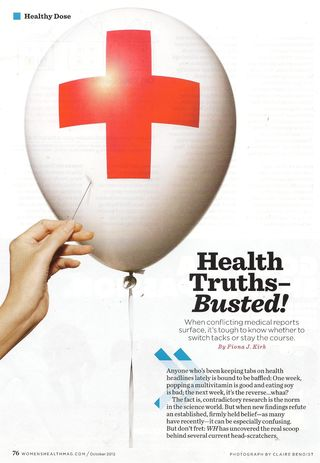Health busted 001