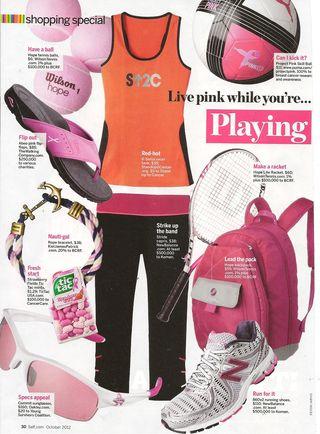 Pink shopping 001