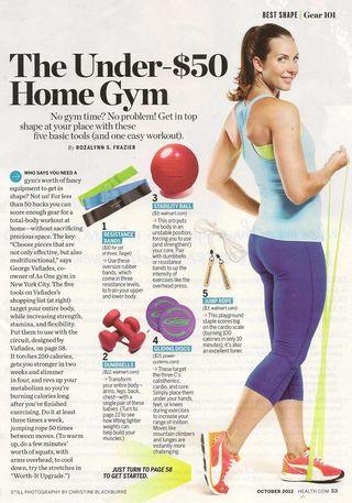 Home gym 001