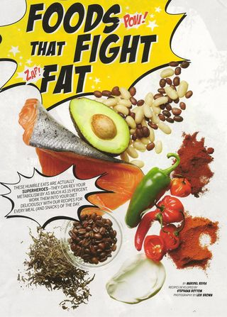 Foods that fight fat 001