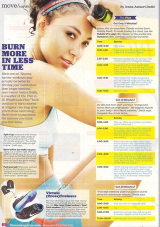 Burn More in Less Time 001