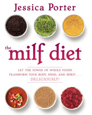 MILF Diet by Jessica Porter_Final Cover
