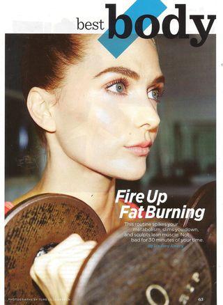 Burn Body Fat 001