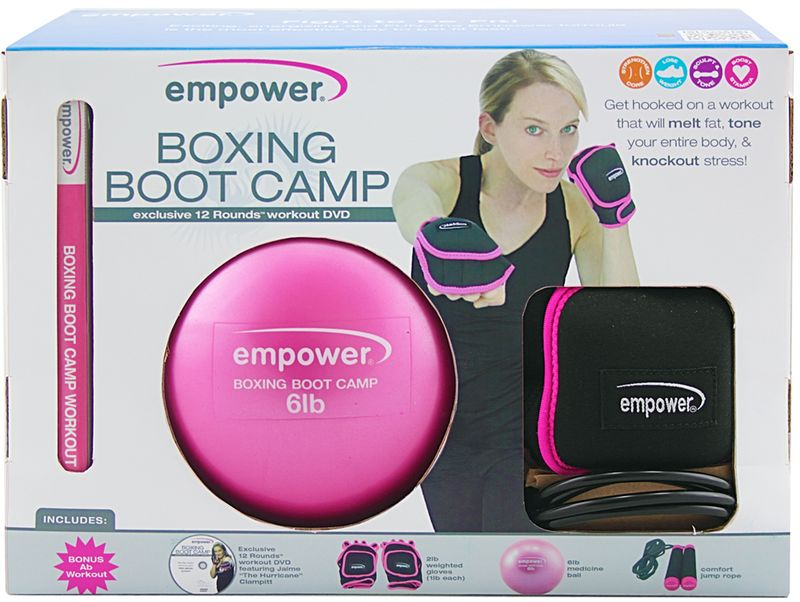 Empower Boxing Boot Camp Package Small-New
