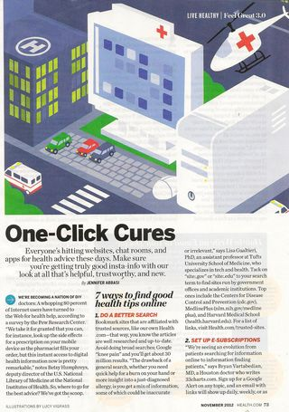 Cures One Click 001