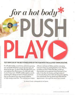 Push Play 001