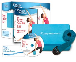 WW yoga kit array