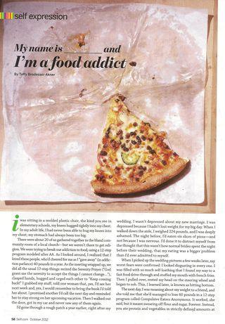 Food addict 001