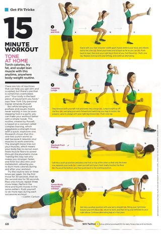 15 Minute Workout 002
