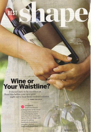 Wine or Waistline 001